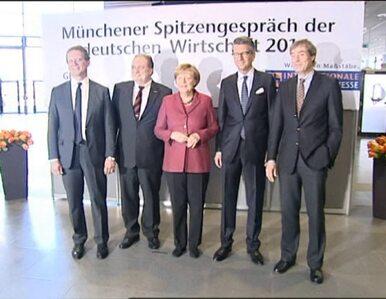 Niemieccy przedsiębiorcy nie chcą sankcji dla Rosji