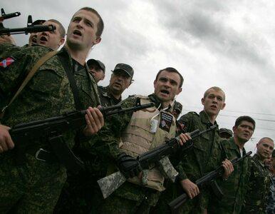 """Atak separatystów na Ukrainie. Sztab mówi o """"ciężkich walkach"""""""