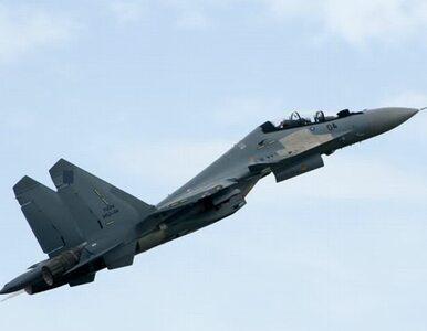 Więcej rosyjskich myśliwców na Białorusi