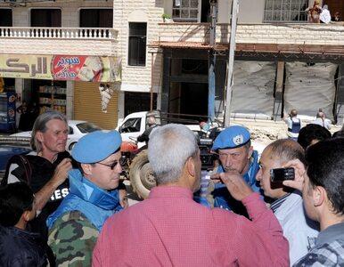 Syria: koniec pokoju? Przeciwnicy Asada chcą znów chwytać za broń