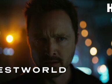 """""""Westworld"""" wraca na HBO! Jest pierwszy zwiastun, a w nim... Aaron Paul,..."""