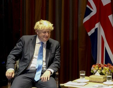 """""""Terminatorzy"""" i """"kurczaki bez kończyn"""". Boris Johnson mówił o..."""