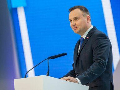 Dziś orędzie prezydenta Andrzeja Dudy przed Zgromadzeniem Narodowym
