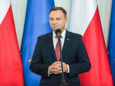 Naukowiec odmówił przyjęcia medalu od Andrzeja Dudy. Mocne słowa pod...