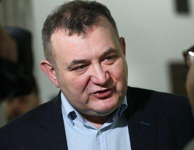 Akt oskarżenia przeciw posłowi. Gawłowski: Cieszę się, że moja sprawa w...