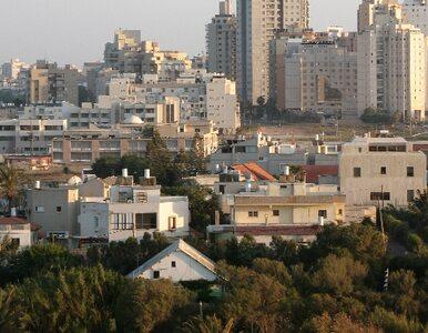Izrael: eksplozja w centrum miasta. Runął czteropiętrowy budynek