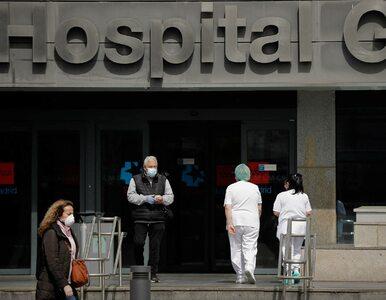 Hiszpania: Najtragiczniejsza doba od początku epidemii. Odnotowano 849...