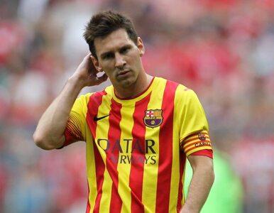 Sponsor Barcelony będzie zły. Messi nie chce olimpiady w Stambule