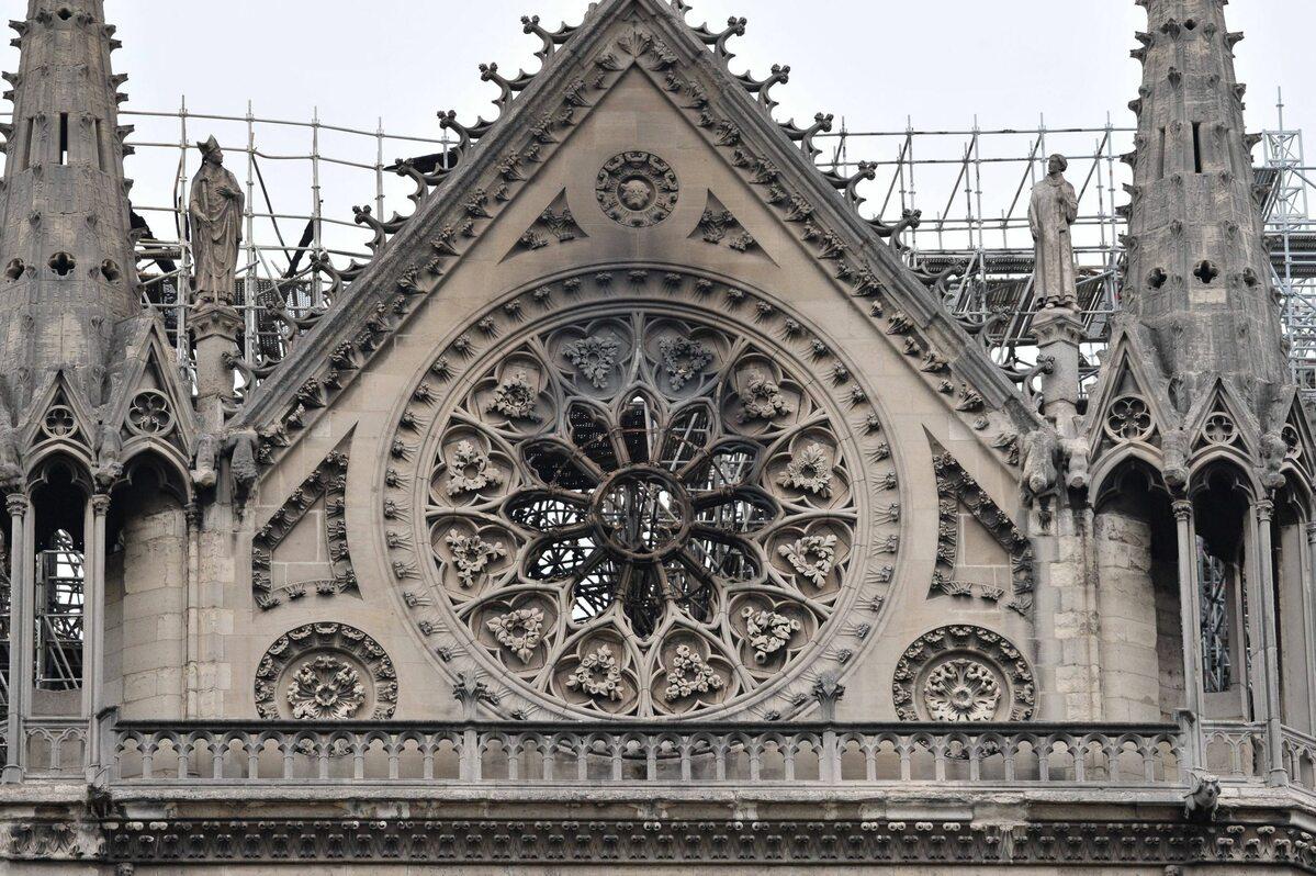 Pożar katedry Notre Dame. Tak teraz wygląda kościół