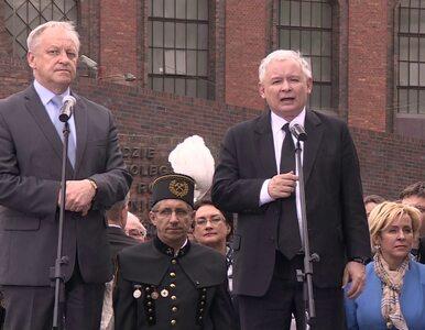 Kaczyński: Władza nie strzela, ale oszukuje obywateli