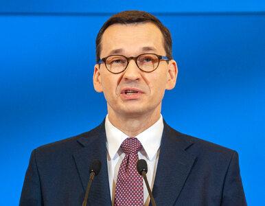 """Morawiecki odpowiada na słowa prezydenta Rosji. """"Putin wielokrotnie..."""
