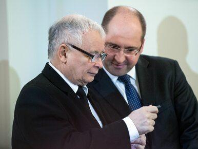 """Walka w PiS o komisarza UE. """"Prezes mami obietnicą stanowiska w Brukseli"""""""
