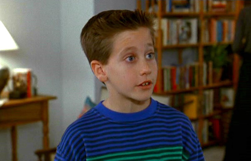 "Jake Gyllenhaal w ""Sułtani westernu"" (1991)"