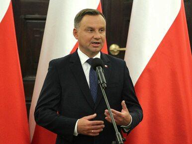 """Prezydent Duda spotkał się z Polonią w Sydney. """"Może warto pomyśleć o..."""