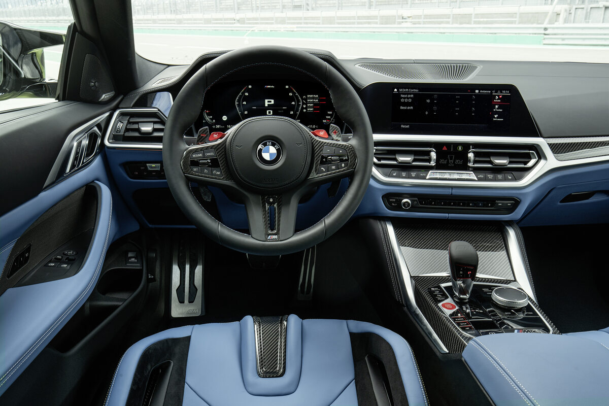 BMW M3 i BMW M4