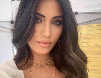 Jest modelką, prezenterką i żoną piłkarza. 29-latka podbija Instagram