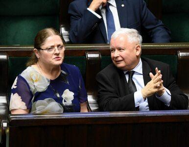 """""""Pani profesor, droga Krysiu..."""" Budka w ciepłych słowach do Pawłowicz"""