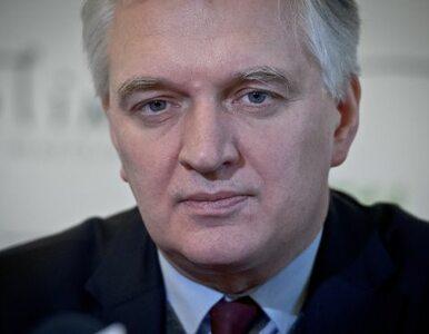 Gowin: sędziowie w całej Polsce zarabiają tyle samo? To bulwersujące