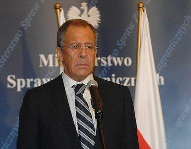 Rosja zaprzecza sugestiom Sikorskiego