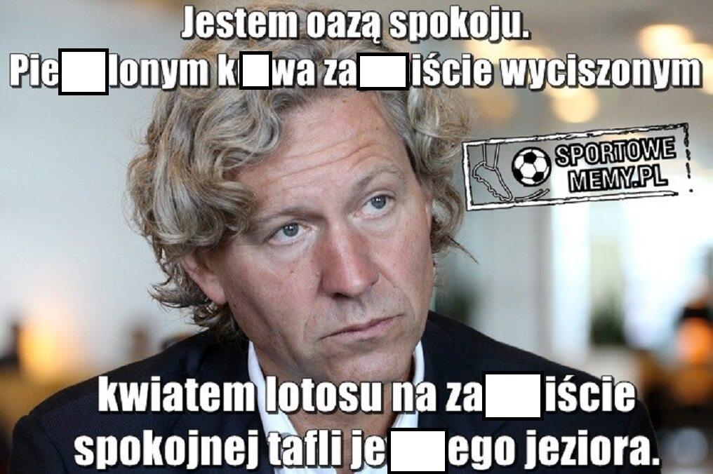 Memy po blamażu Legii Warszawa