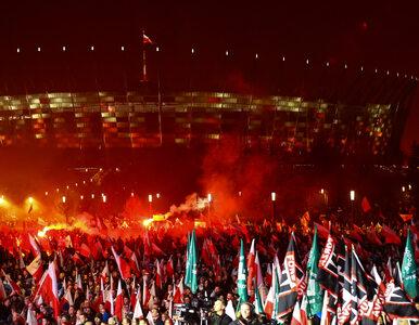 Policja o zgłoszeniu MW ws. spalenia flagi: Mamy do czynienia z próbą...