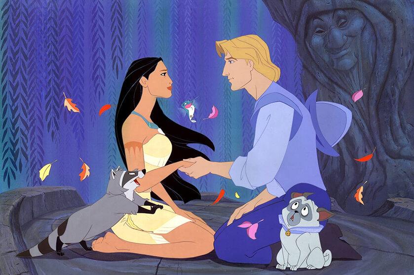"""""""Pocahontas"""" (1995)"""
