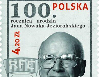 Poczta wydała znaczek w 100. rocznicę urodzin Jana Nowaka-Jeziorańskiego