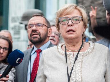 Gersdorf wezwała UE do szybszych działań w sprawie zmian w polskim...