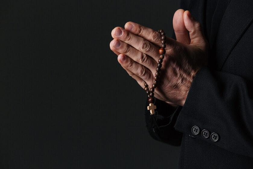 Ksiądz, zdjęcie ilustracyjne