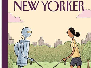 """Polska rysowniczka w """"New Yorkerze"""". """"Nie mieszaj komiksu z polityką,..."""