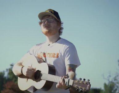Twierdzą, że jeden z największych hitów Eda Sheerana jest plagiatem....
