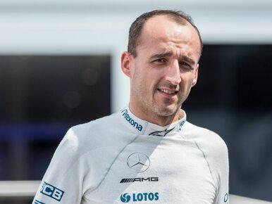 Robert Kubica wróci do F1. Sponsorem Williamsa zostanie Orlen