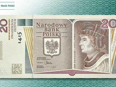 NBP wydaje nowy banknot. Z okazji urodzin Długosza