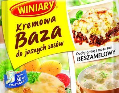 Jeden produkt a tyle możliwości - nowa  Kremowa baza do jasnych sosów...