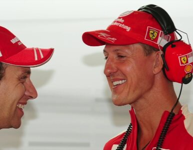 Kombinezon Schumachera trafił na aukcję