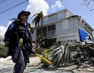 Huragan Irma odciął prąd. Pięciu mieszkańców domu opieki zmarło
