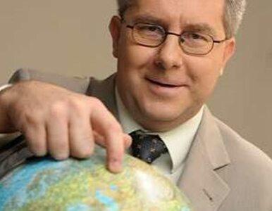 Czarnecki: partii Ziobry nie ma, a TVN już pompuje jej sondaże