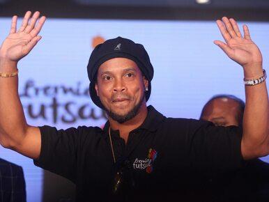 Ronaldinho ma na koncie kilka euro. Co stało się z pieniędzmi piłkarza?