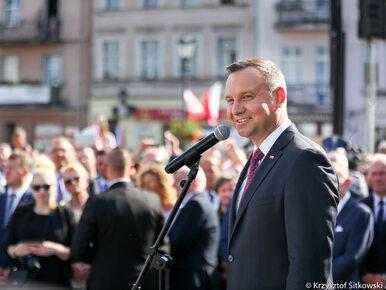 Andrzejowi Dudzie zostały dwa lata rządów. Co prezydent planuje w...