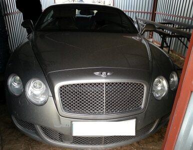 W Niemczech okradli salon Bentley'a. 5 aut w Polsce