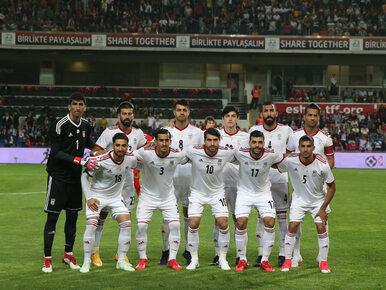 Mundial 2018. Iran bez butów. Nike wycofuje się przez decyzję Trumpa