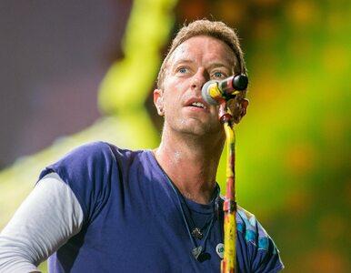 Chris Martin z Coldplay udostępnił listę ulubionych utworów. Wśród nich...