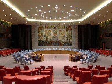 Zwołano pilne posiedzenie Rady Bezpieczeństwa ONZ. To reakcja na...