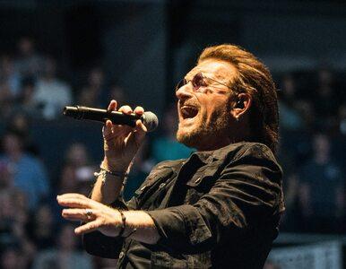 """Przerwany koncert U2. """"Bono całkowicie stracił głos"""""""