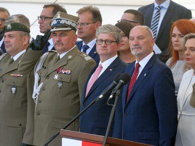 Wiceszef MON: Projekt zmian w ustawie o urzędzie ministra obrony...