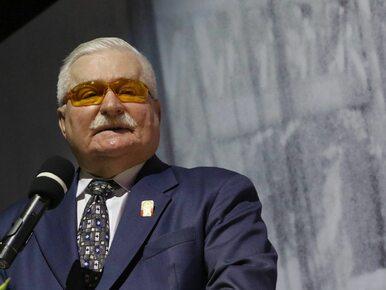 Lech Wałęsa o kandydaturze Jakiego: Jestem za, a nawet przeciw