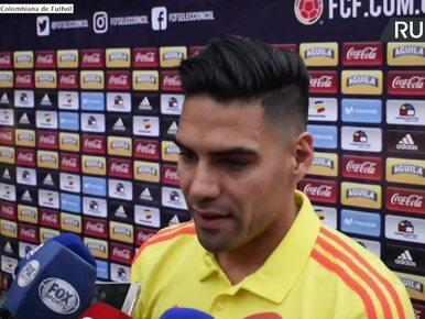 """Radamel Falcao chce strzelić gola Polakom. """"To moje marzenie"""""""