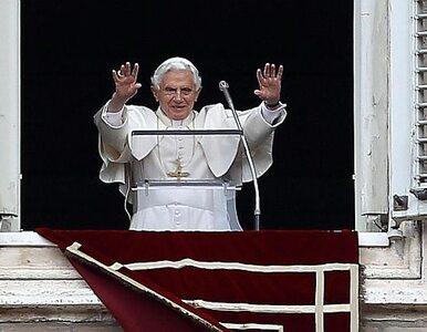 """Jubileusz Benedykta XVI. """"Jestem stary, ale mogę pełnić obowiązki"""""""