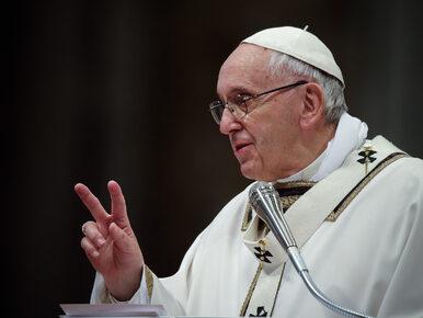 Papież Franciszek zdradził podczas spotkania z więźniami, że czeka go...