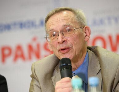 Prof. Gut: W Europie są spadki zakażeń koronawirusem, a u nas nie. Coś...